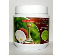 Маска для волос Carebeau с кокосовым маслом 500 гр