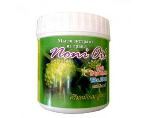 Укрепляющая маска для волос с фруктом Нони 450 гр