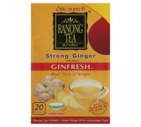 Чай из 100% имбиря в гранулах 10 пакетов