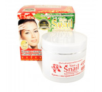 Улиточный крем для зрелой кожи лица Yaya Snail Cream 100 мл