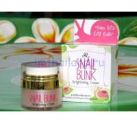 Тайский крем для лица с улиточным фильтратом