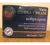 Омолаживающий крем с ядом кобры Cobra cream Yaya 100 мл
