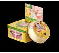 Тайская отбеливающая зубная паста Манго 25 гр