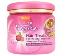 Маска для сухих волос от выпадения с экстрактом свеклы Lolane