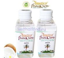 Кокосовое натуральное нерафинированное масло 60 мл