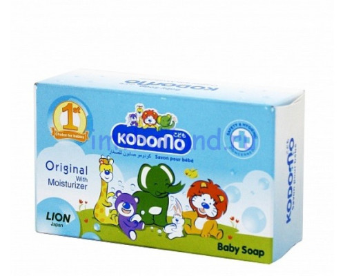 Детское увлажняющее мыло 75 гр Kodomo