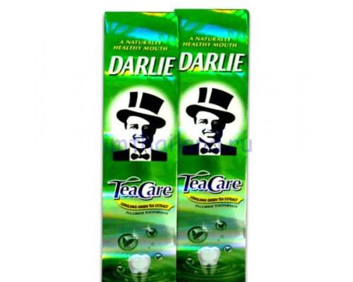 Тайская зубная паста Darlie с зеленым чаем 2 тубы по 160 гр