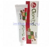 Тайская зубная паста для чувствительных зубов Twin Lotus 140 гр