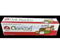 Тайская зубная паста для чувствительных зубов Twin Lotus 90 гр