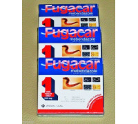 Препарат Fugacar от всех видов паразитов