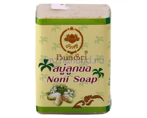 Нежное мыло с нони, медом и кокосовым маслом 90 гр