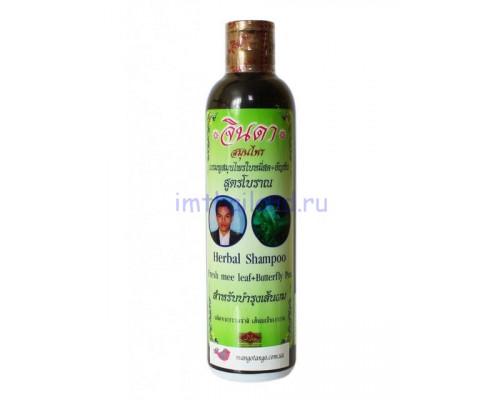 Тайский шампунь от выпадения волос Джинда 250 мл