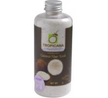Кокосовый натуральный скраб с лавандой Тропикана 40гр