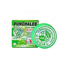 Твердая тайская зубная паста Punchalee 25 гр