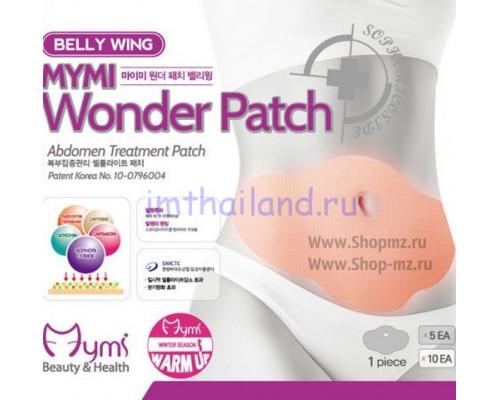 Корейский пластырь для похудения Mymi Wonder Patch