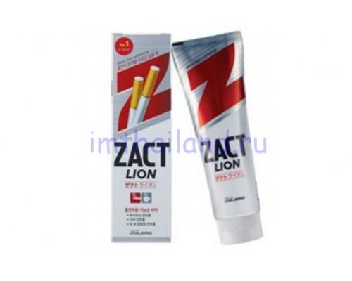 Тайская зубная паста для курильщиков Zact 160 гр
