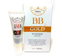 Крем для лица BB Gold Mistine 15 гр