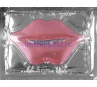 Маска для губ с гиалуроновой кислотой, экстрактом красного вина и коллагеном
