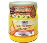 Маска для роста волос, против выпадения волос Dema Genive 500мл