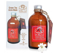 Маска Зеленый чай для проблемной кожи Мадам Хенг 50 грамм
