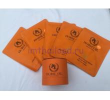 Тканевая маска для лица с лошадиным маслом Belov 38гр