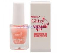 Витамины для ногтей – лечебный лак для ногтей с маслами и витаминами Mistine 9мл