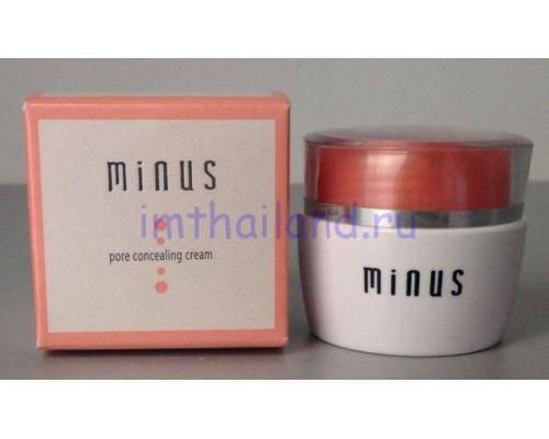 Крем-консиллер Minus для маскировки расширенных пор Mistine